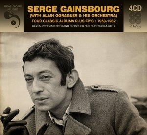 4 Classic Albums Plus EPs 1958-1962