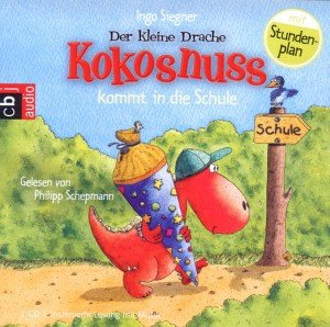 Der kleine Drache Kokosnuss kommt in die Schule
