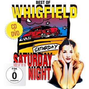 Saturday Night...Best Of Whigfield.4CD+DVD