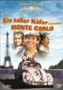 Ein toller Käfer in der Rallye Monte Carlo