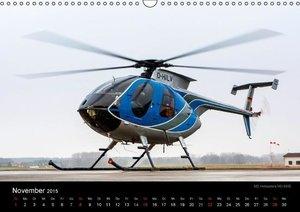 Neubert, J: Helicopter 2015 (Wandkalender 2015 DIN A3 quer)