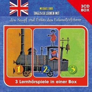 Englisch Lernen Mit Jim Knopf-3-CD Hörspielbox