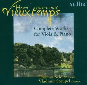 Complete Works For Viola And Piano
