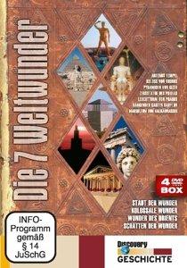 Discovery Geschichte-Die 7 Weltwunder
