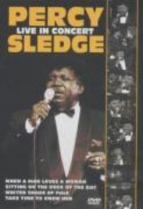 Percy Sledge/Live In Concert