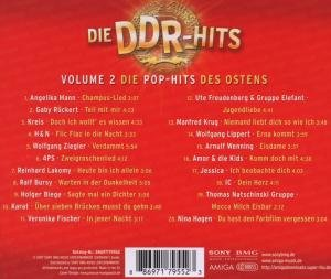 Die DDR Hits Vol.2