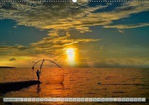Fische fangen - harte Arbeit hinter schönen Bildern