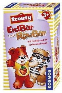 Kosmos 711016 - Scouty: ErdBär und RäuBär