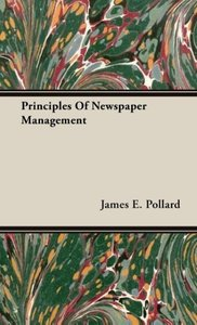 Principles Of Newspaper Management