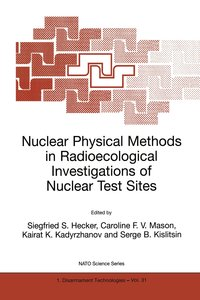 Nuclear Physical Methods in Radioecological Investigations of Nu