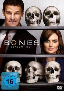 Bones - Die Knochenjägerin - Season 4