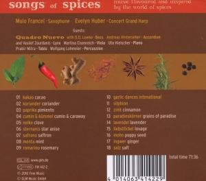 Songs of Spices