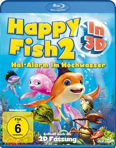 Happy Fish 2 - Hai-Alarm im Hochwasser 3D