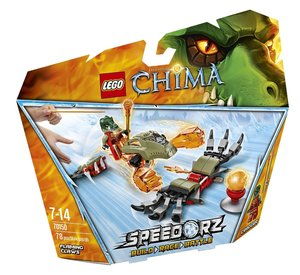 LEGO® Chima Speedorz 70150 - Feuer-Klauen