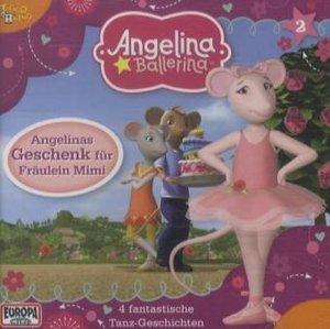 Angelina Ballerina 02. Angelinas Geschenk für Fräulein Mimi