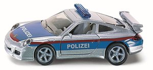 SIKU 1495038 - Austria: Polizei-Porsche