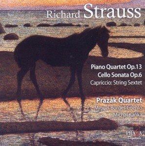 Klavierquart.op.13/Celloson.op.6/+