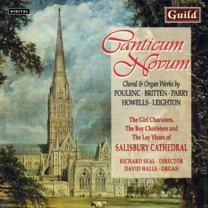 Canticum Novum Chor+Orgel