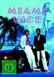 Miami Vice Season 1 Repl.
