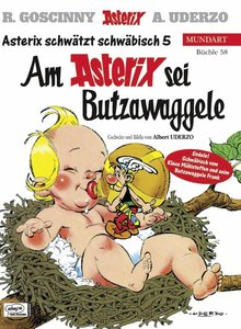 Asterix Mundart 58. Schwäbisch 5