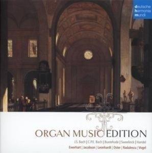 Organ Music Edition