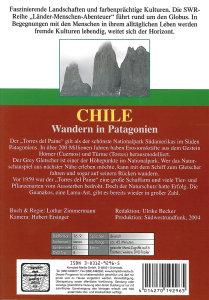 Chile-Wandern in Patagonien