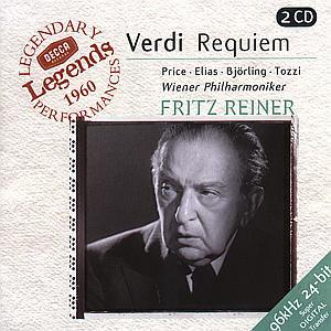 Messa Da Requiem/4 Pezzi Sacri