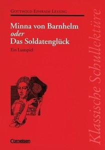 Minna von Barnhelm. Mit Materialien
