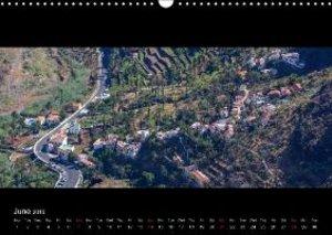 La Gomera - Canarian Natural Paradise (Wall Calendar 2015 DIN A3