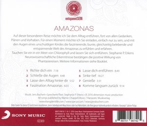 entspanntSEIN-Amazonas