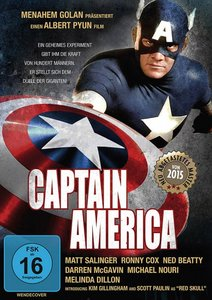 Captain America Remastered