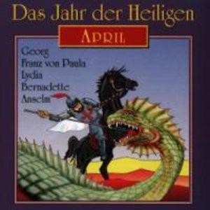 Jahr Der Heiligen-April