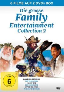 Die Große Family Entertainment Collection 2