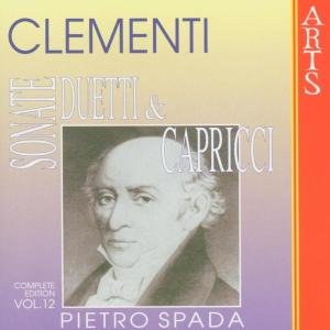 Sonate,Duetti & Capricci 12
