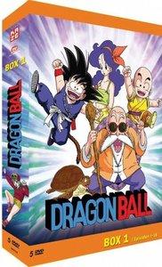 Dragonball - die TV-Serie - Box 1