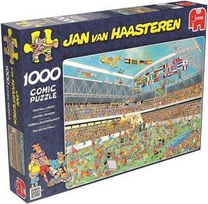 Fußballmeisterschaft. 1000 Teile