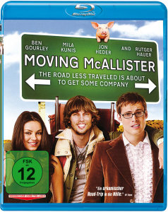 Moving McAllister (Blu-ray)