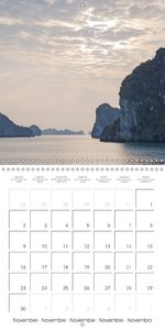 Portrait of Indochina (Wall Calendar 2015 300 × 300 mm Square)