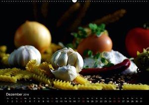 Pasta Kreationen (Wandkalender 2016 DIN A2 quer)