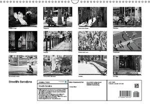 Streetlife Barcelona (Wandkalender 2016 DIN A3 quer)