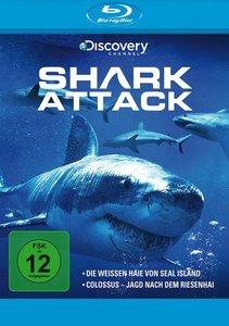 Shark Attack-Weiße Haie Von Seal Island & Colossus