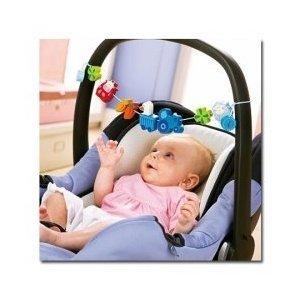 Haba 3634 - Kinderwagenkette: Muh & Mäh
