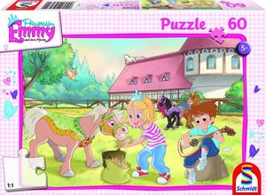 Prinzessin Emmy: Beste Freunde. Puzzle