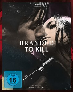 Branded to kill (Blu-ray-Speci
