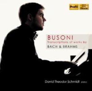 Bach & Brahms Transkriptionen