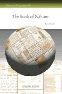 The Book of Nahum