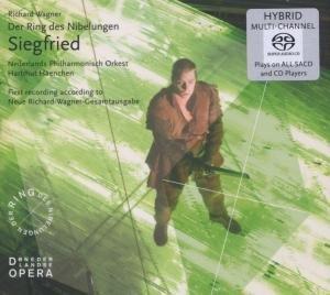 Der Ring des Nibelungen 3: Siegfried