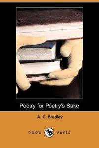 Poetry for Poetry's Sake (Dodo Press)