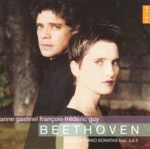 Sonaten für Cello und Klavier 2,4,5