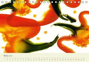 Lichtzauber (Tischkalender 2016 DIN A5 quer)